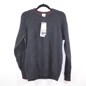 Columbia Mens M Roc Cotton Casual Hiking Sweater